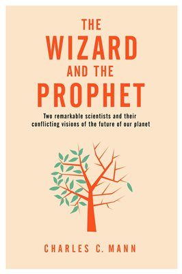 Book cover for The Wizard and the Prophet